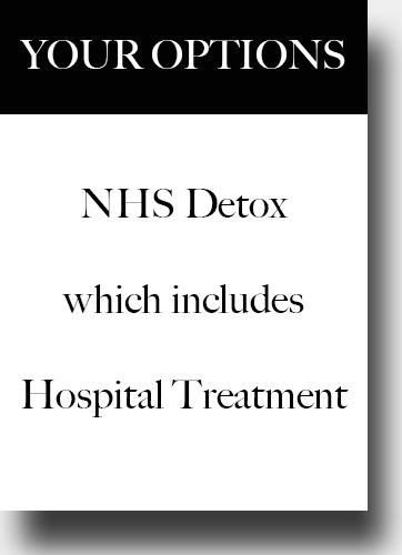 Heroin detox NHS Detox