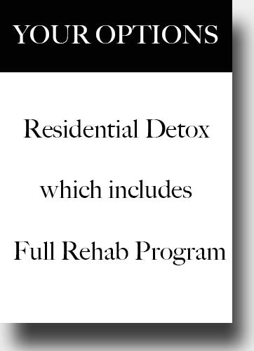 heroin detox residential rehab